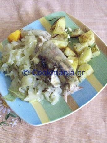 mυρωδάτο-αρνί-κατσαρόλας-με-λάχανο