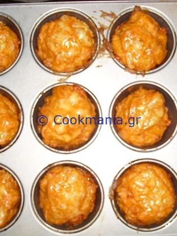 muffins-αλλαντικών